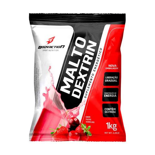 Malto Dextrin Guaraná com Açaí - Body Action 1kg