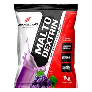 Malto Dextrin Limão - Body Action 1kg