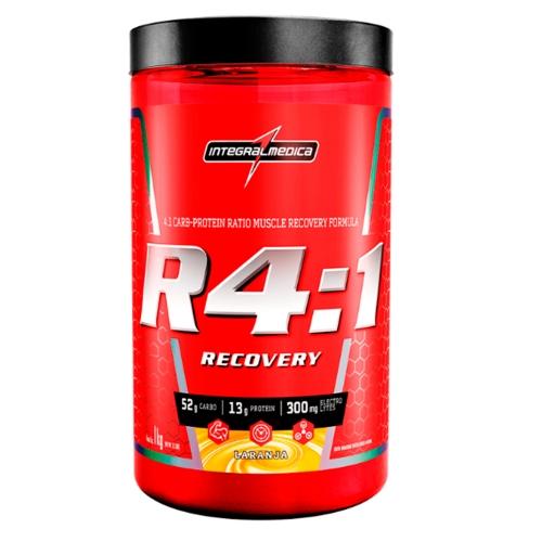 R4:1 Recovery Powder VO2 Sabor Laranja (1Kg) - Integralmédica