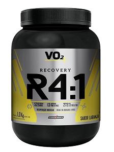 R4:1 Recovery Powder VO2 Sabor Laranja (2Kg) - Integralmédica