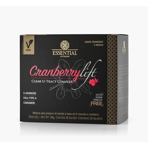 Cranberry Lift (20 Sachês) - Essential