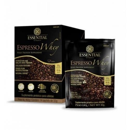 Espresso Whey Sachê (1 unidade 33g) - Essential