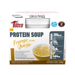 Protein Soup - Frango com Queijo - 60g - Mrs Taste