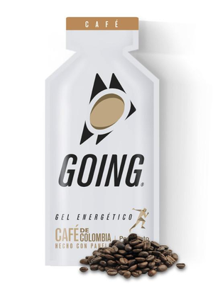 Going Gel Energético - Café Colombiano - 33g