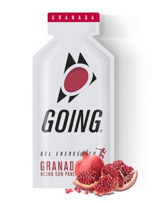 Going Gel Energético - 33g - Romã (Caixa 24 Unidades)