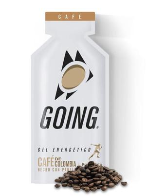 Going Gel Energético - 33g - Café Colombiado (Caixa 24 Unidades)