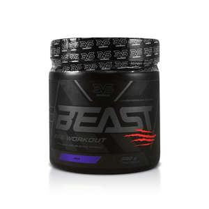 Beast - 3VS Nutrition - Uva - 300g