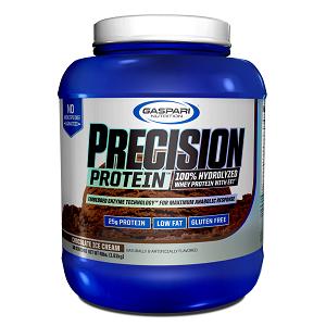Whey Protein Hidrolisado Precision Protein - Gaspari Nutrition - Canela - 1.810g