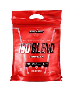 Iso Blend - Integralmedica (Baunilha)1,8 kg