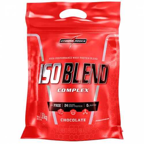 Iso Blend Sabor Chocolate (1,8kg) - Integralmédica
