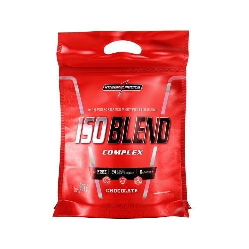 Iso Blend - Integralmedica (Morango)1,8 kg