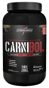 Carnibol Darkness Caramelo - Integralmédica - 907g