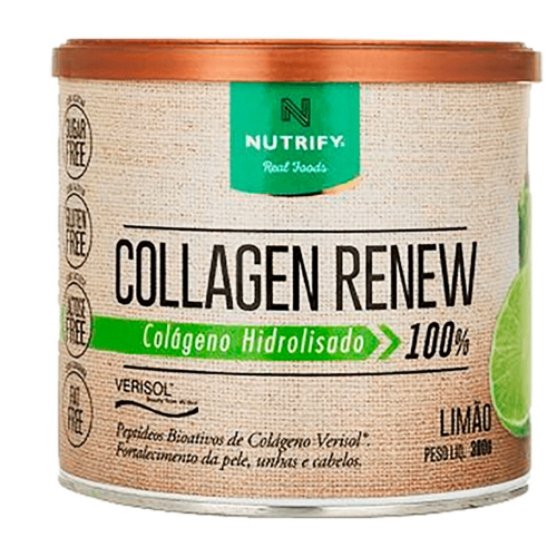 Collagen Renew - (Limão) Nutrify - 300g