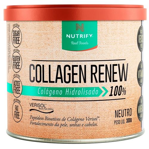 Collagen Renew sabor Neutro (300g) - Nutrify