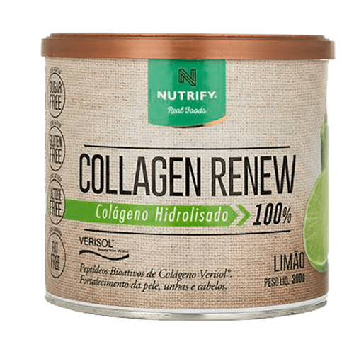 Collagen Renew - (Neutro) Nutrify - 300g