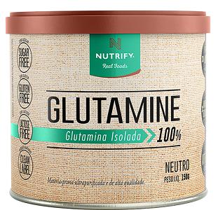 Glutamina Nutrify - 150g