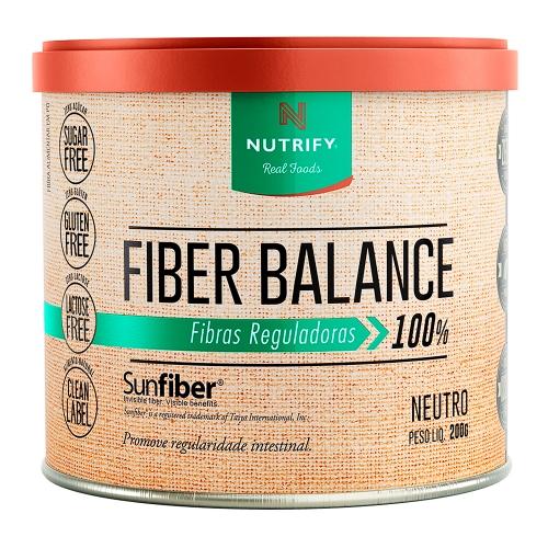 Fiber Balance - Neutro - (200g) - Nutrify