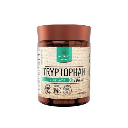 Tryptophan (60 Caps) - Nutrify