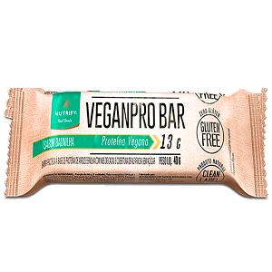 Veganpro Bar - Cacau Nutrify - 1 Unidade 40g