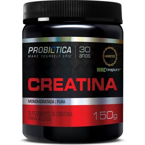 Creatina Creapure - Probiótica - 150g