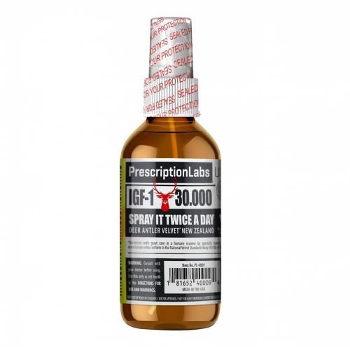 IGF-1 30.000 - Prescription Labs - 120ml