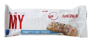 My Bar - Confetti Cake - 1 Unidade 55g - Prosupps