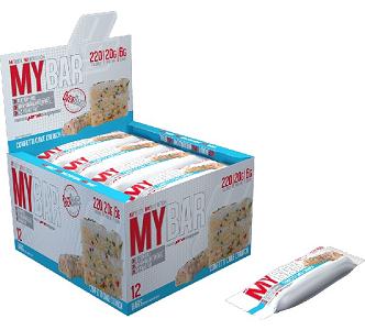 My Bar - Confetti Cake - (Caixa 12 Unidades) - Prosupps