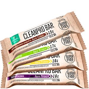 Cleanpro Bar - Açai com Banana - Caixa 10 Unidades - Nutrify