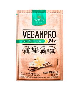 Vegan Pro - Cacau - 1 Sachê  30g - Nutrify