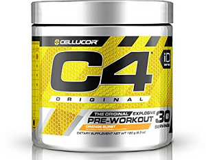 C4 Cellucor - Laranja - 30 doses
