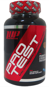 Pro Test ZMA (120 Cápsulas) - 1Up Nutrition