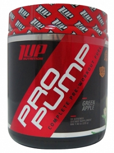 Pro Pump (225g) Maça Verde - 1Up Nutrition