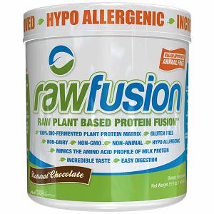 Raw Fusion - Chocolate (450g) San Corporation