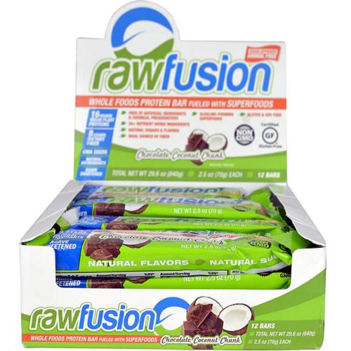 Raw Fusion Barra - Cranberry e Amêndoa - (12 Unidades) - San Corporation