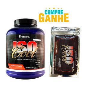 Isocool - Ultimate Nutrition - Piña Colada - 2.270g
