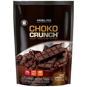 Choko Crunch Shake - Sabor Dark Chocolate - (555g) - Probiotica