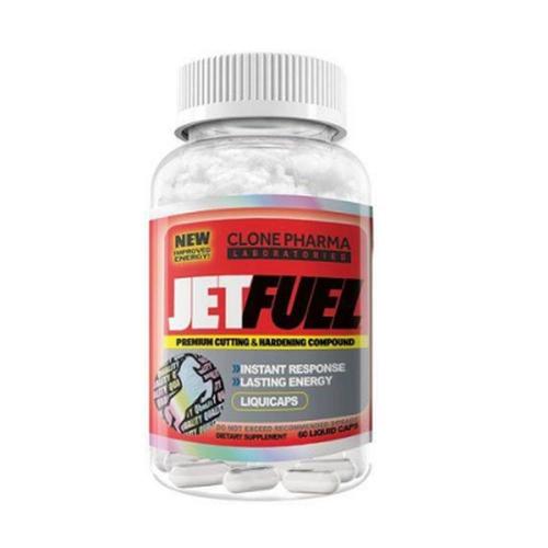 Jet Fuel (60 cápsulas) - Clone Pharma