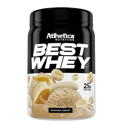 Best Whey (450g) Sabor Banana - Atlhetica Nutrition