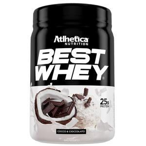 Best Whey (450g) Sabor Cocco & Cioccolato - Atlhetica Nutrition