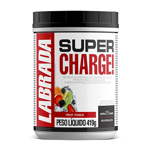 Super Charge Fruit Punch (419g) Labrada