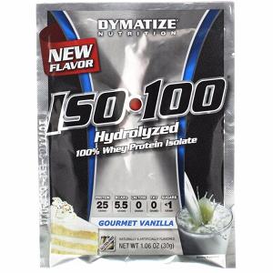 Iso 100  Baunilha (1 Dose 30g) - Dymatize