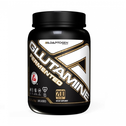 Glutamina Fermented  (1kg) - Adaptogen Science