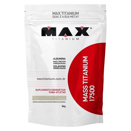 Mass Titanium 17500 Coco - 3Kg