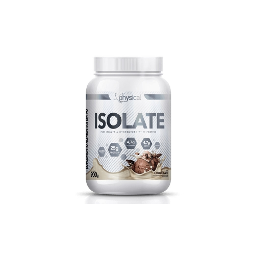 Isolate Sabor Chocolate (900g) - Physical Pharma