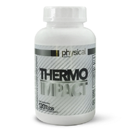 Thermo Impact (120 Tabletes) - Physical Pharma