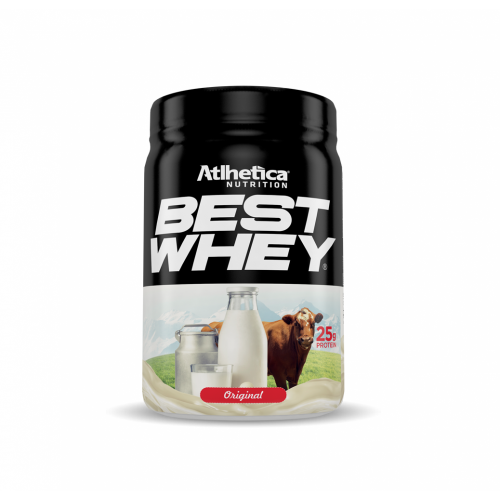 Best Whey - Atlhetica Nutrition - Original - 900g