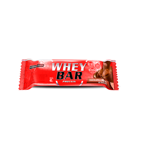 Whey Bar Protein Sabor Limão (1 Unidade de 40g) - Integralmédica
