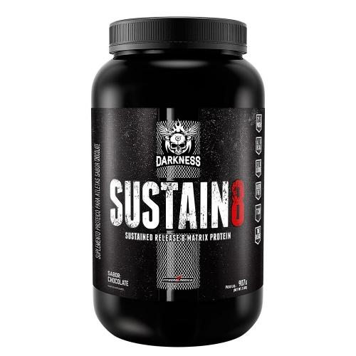 Sustain 8 sabor Baunilha (907g) - Integralmédica