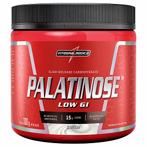 Palatinose low gi Sabor Limão (300g) - Integralmédica