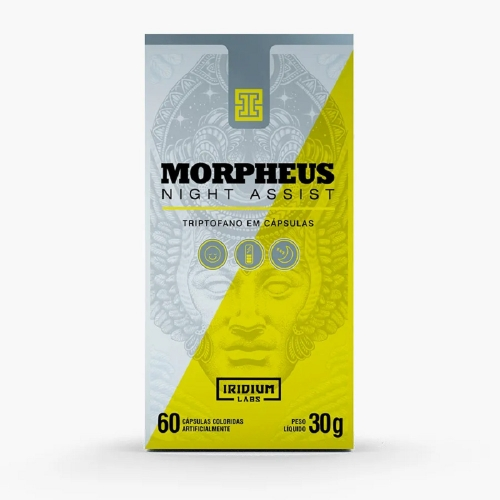 Morpheus Night Assist (60 Cápsulas) - Iridium